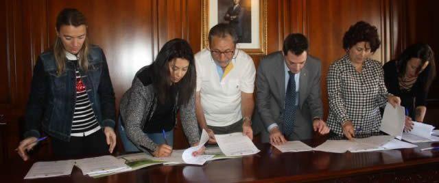 """030420171307221 - Los Colegios de Cehegín se adhieren al proyecto """"Mi Cole Ahorra con Energía"""" de la Fundación Desarrollo Sostenible"""
