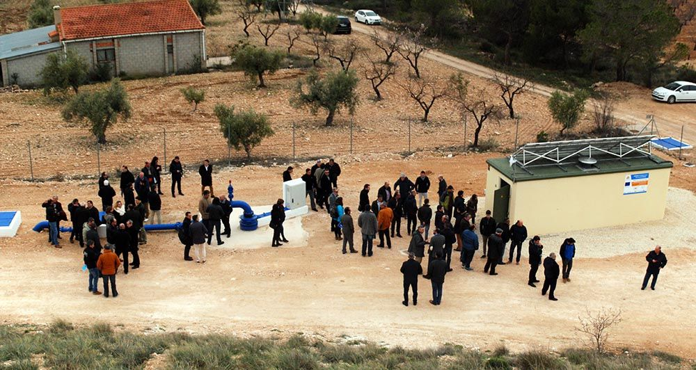 villena1 11 - Los regantes de Murcia visitarán Alicante para conocer las ventajas de la Energía Solar en los sistemas de riego
