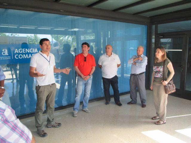 120620171326381 - Los agricultores y regantes de Cehegín visitan una instalación de riego con bombeo solar