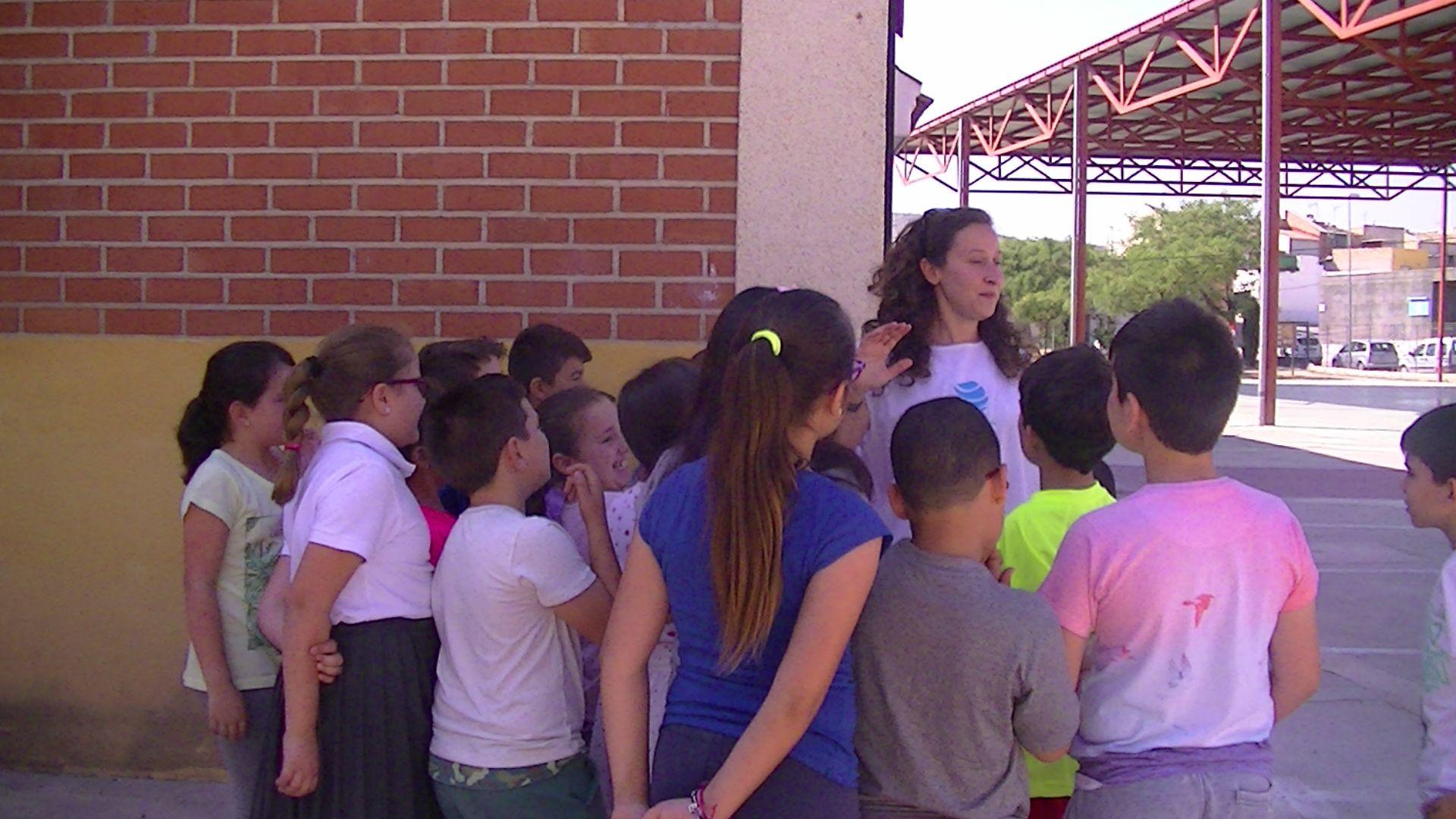 PIC 2306 - El Ayuntamiento de Campos del Río participa en el Programa de Educación para el Desarrollo Sostenible de FDS