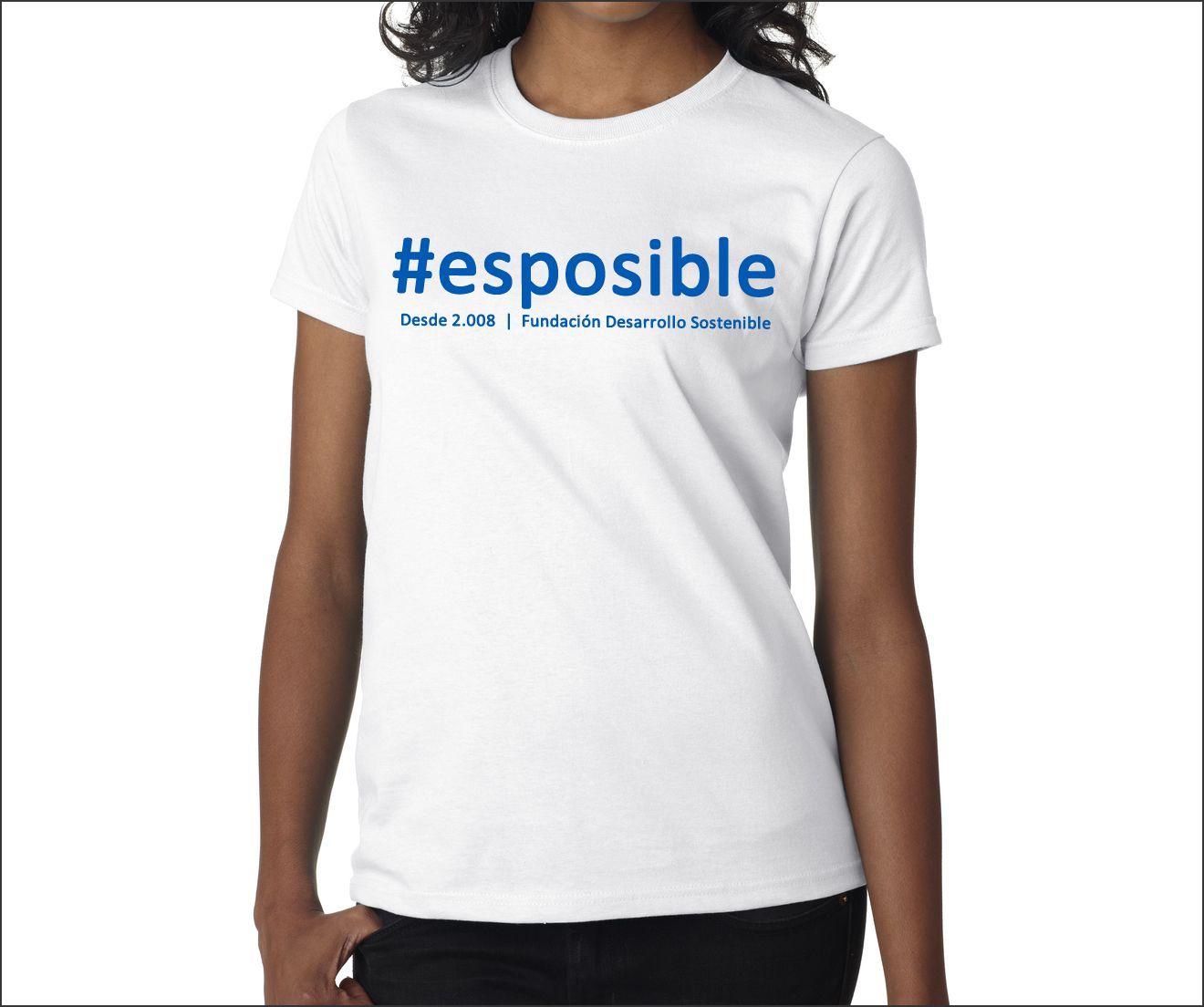 camisetaecomujer - Camiseta Ecológica