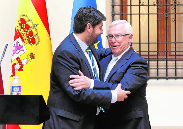 cobacho lopez miras - Cobacho garantiza el «rigor» y la «independencia» del Consejo Económico y Social