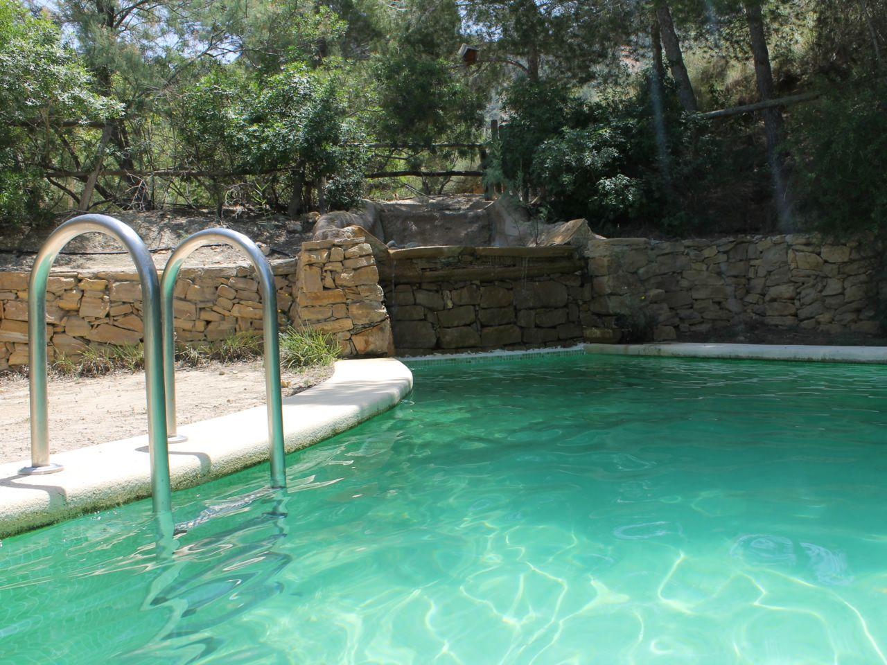 piscinas5 - El personal del Ayuntamiento de Murcia visitará este domingo el entorno de Fuente de Columbares