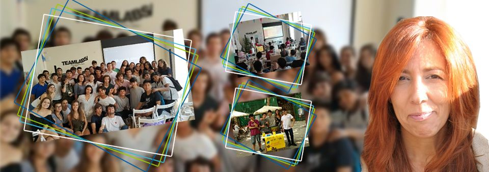 camp emprendedores - Un campamento para emprendedores, por Carina Pardavila