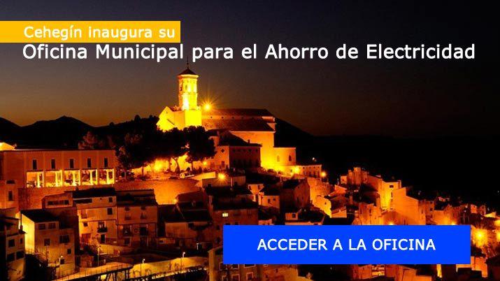 oficina cehegin - Municipios por la Sostenibilidad
