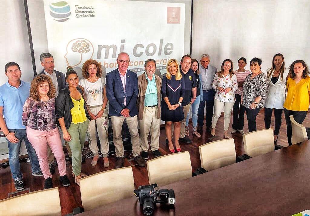 MiColeMayo2019 - El Ayuntamiento de Murcia duplica el número de Centros Educativos que participan en el proyecto Mi Cole Ahorra con Energía