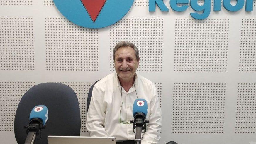 EMILIO COPE - El 96% de los andaluces se declara preocupado por el cambio climático