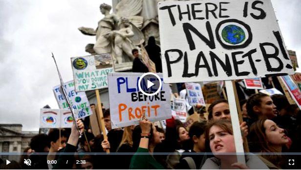 "greta - Europa declara la ""emergencia climática"""