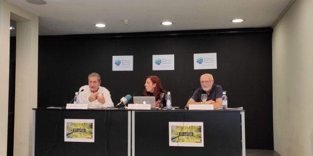 """presentación - Todo noticias mañana - D.Jiménez: """"El estado de los mares ha sensibilizado a la población del cambio climático"""""""