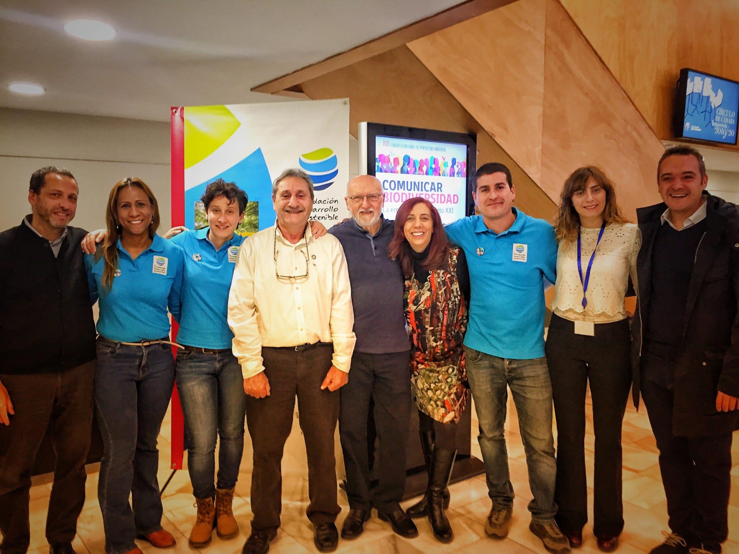 equipoFDS scaled - Tres proyectos de FDS optan a los premios nacionales EnerAgen 2020