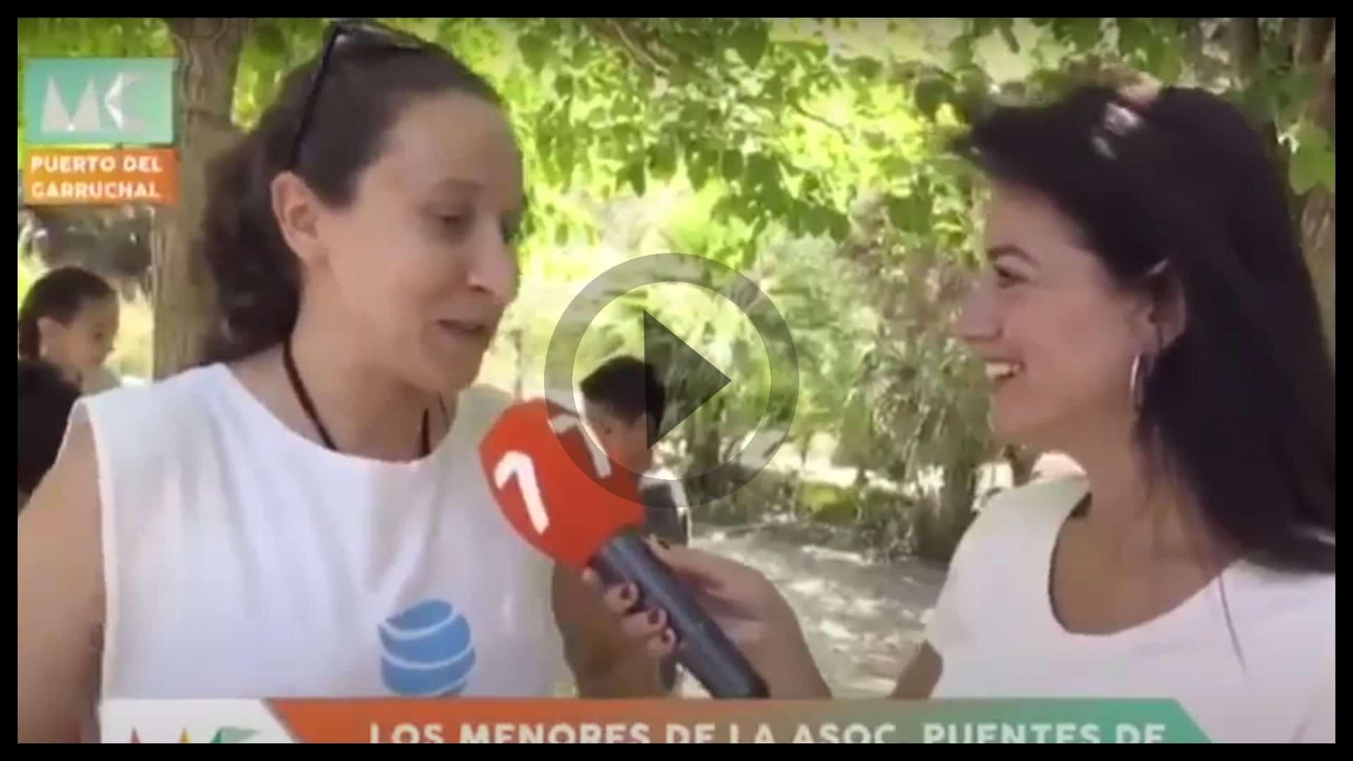 Virginia Guillén en Campaña de Verano