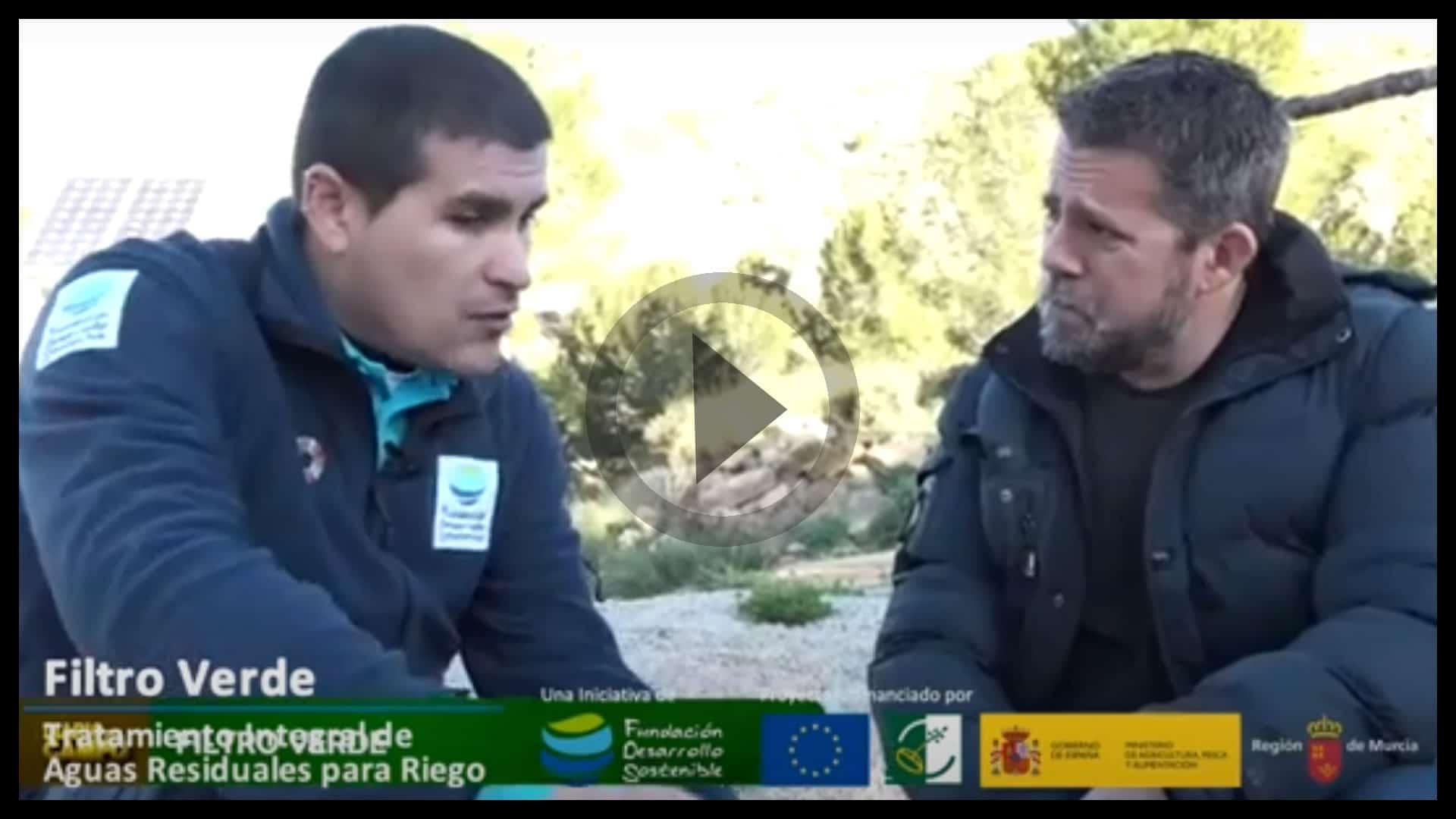 Gonzalo Ezama y el Filtro Verde