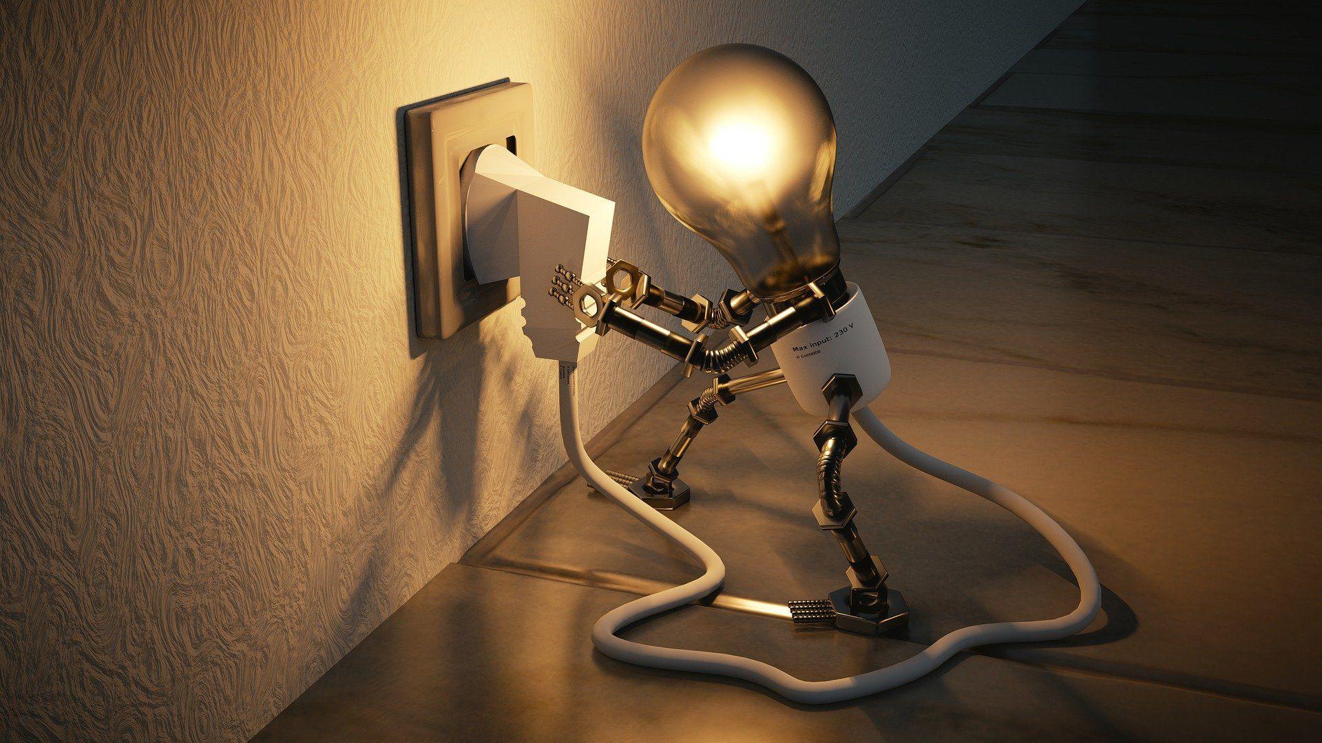light bulb 3104355 1920 - Metodologías escolares para reducir las emisiones de CO2
