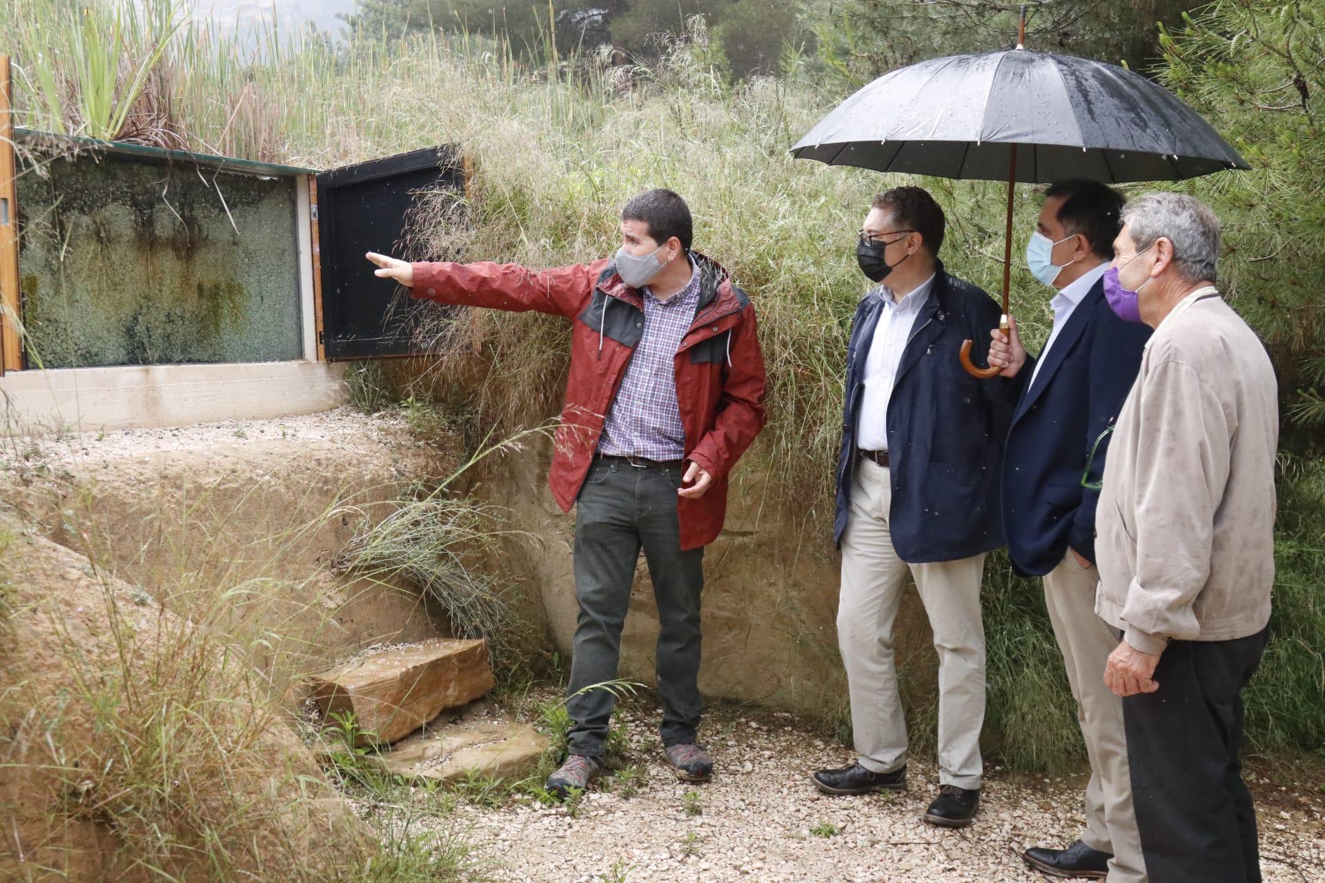 WhatsApp Image 2021 06 05 at 13.58.19 1 - El Alcalde de Murcia visita el Centro Medioambiental Fuente de Columbares